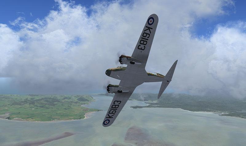 A2A Avro Anson Mk1 ZK-RRA (K6183)