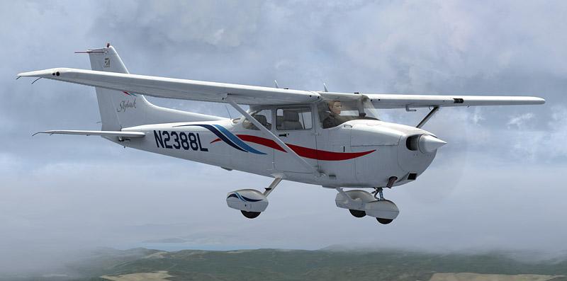 A2A Cessna C172 N2388L