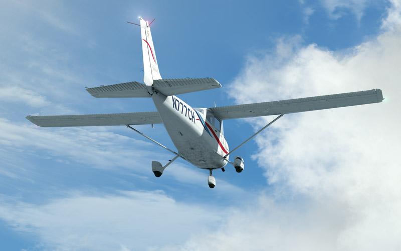A2A Cessna C172 N777CH