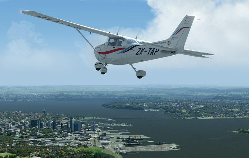 A2A Cessna C172 ZK-TAP
