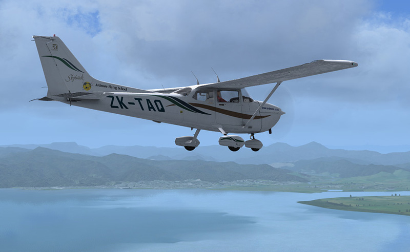 A2A Cessna C172 ZK-TAQ