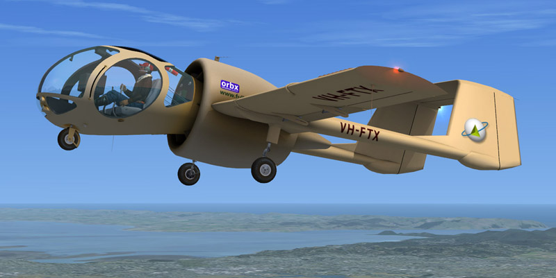 Classic Wings Edgley Optica ORBX