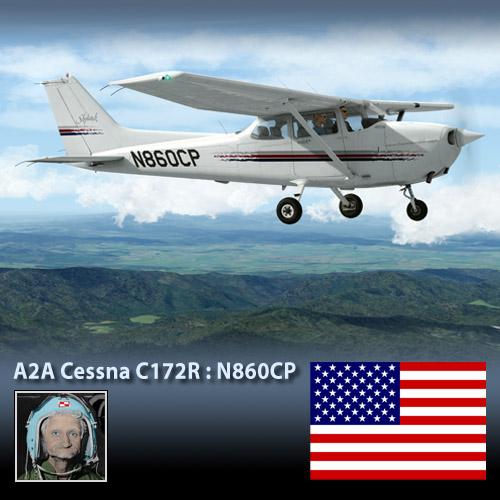 A2A Cessna C172 N860CP