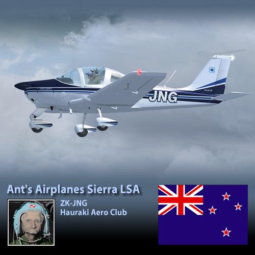 Ants Sierra LSA ZK-JNG