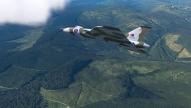 Avro Vulcan : Scotland 01 : ORBX/TEGB