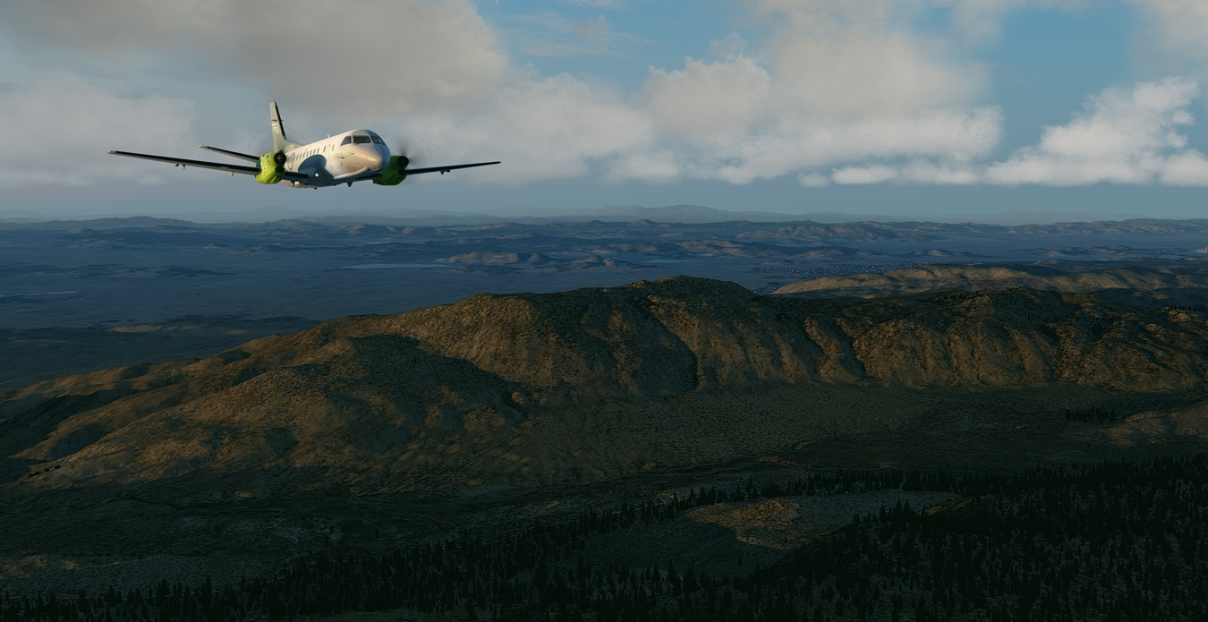 For all you P3Dv4 3 and PTA Junkies - Community Screenshots - Orbx