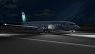 Adam 263_01 : PMDG 737 night