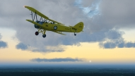 Avro 621 : Gloucestershire : ORBX FTX ENG