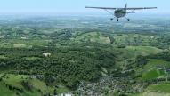A2A C-182 : ORBX Wales