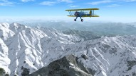 Boeing Stearman NZMF - Winter - ORBX NZSI