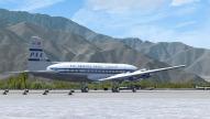 PMDG DC-6 KPSP - ORBX SCA