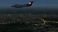 B200 Gloucestershire (night) - ORBX ENG
