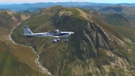 Grob Tutor : Lake District 01 : ORBX/TEGB