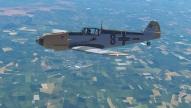 Bf109 : Lake District 01 :  ORBX/TEGB