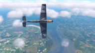 Bf109 : Lake District 01 :  ORBX/TEGB