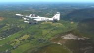 Grob Tutor : Lake District 02 : ORBX/TEGB