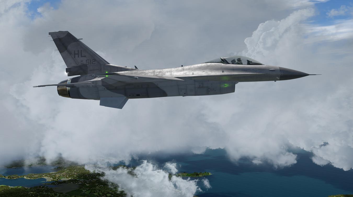 Aerosoft F16