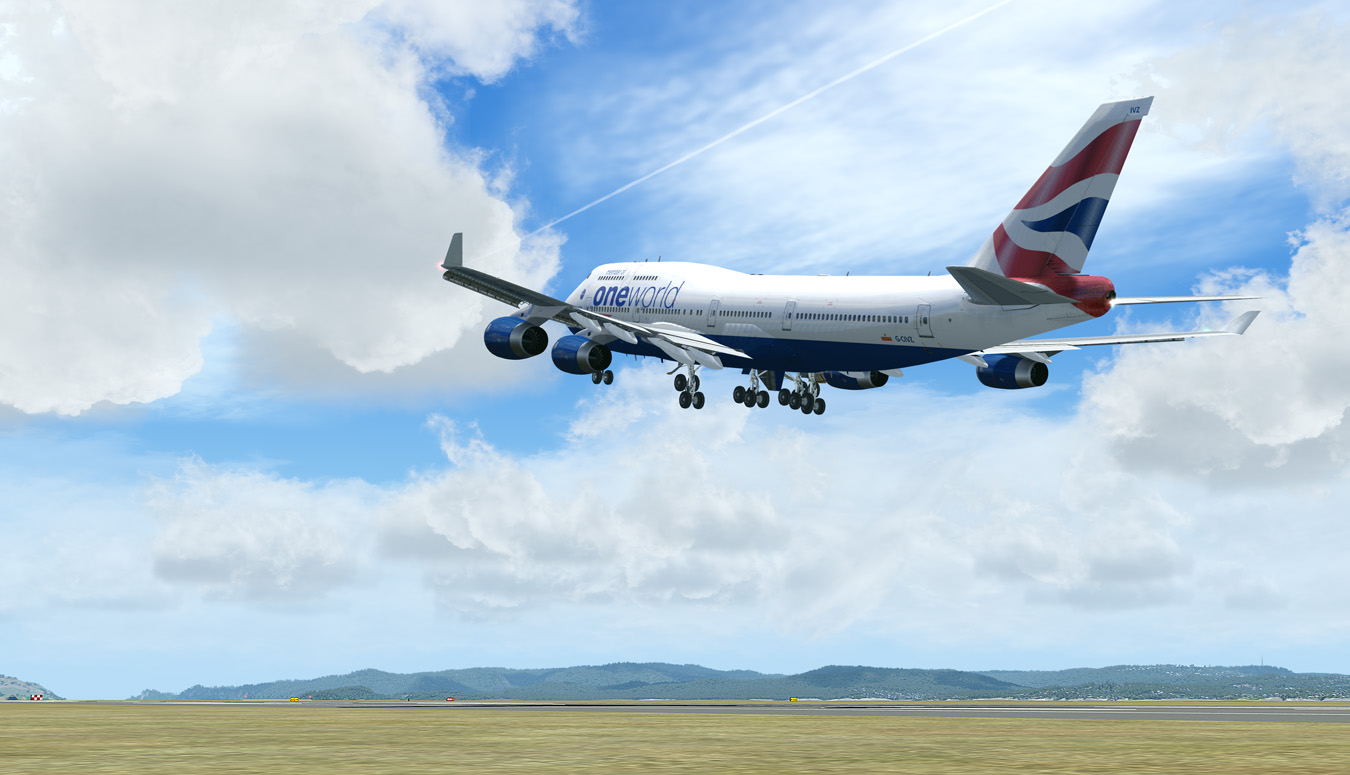 Ifly 747