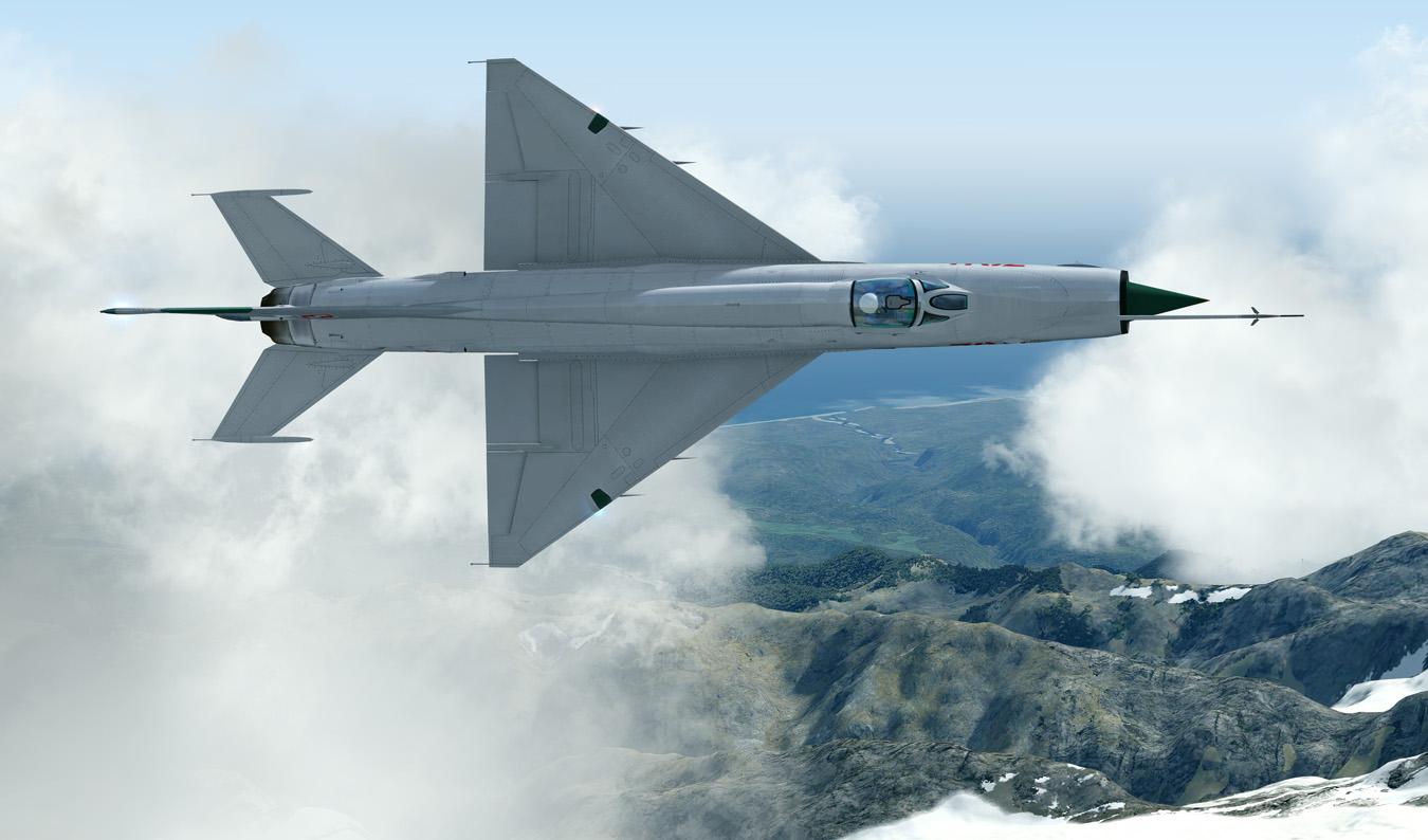 Polish MiG-21