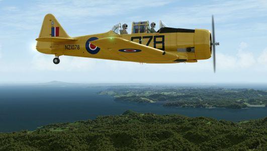 A2A T-6 NZ1078