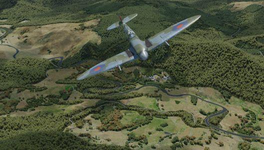 Spitfire Mk.V (RealAir)