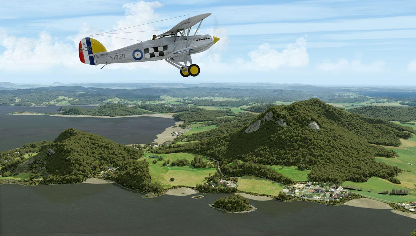 Adam PTA 252_03 : Hawker Fury : ORBX NZNI