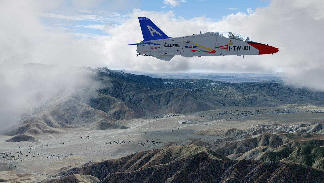 PTA Presets : Boeing T-45, ORBX NCA